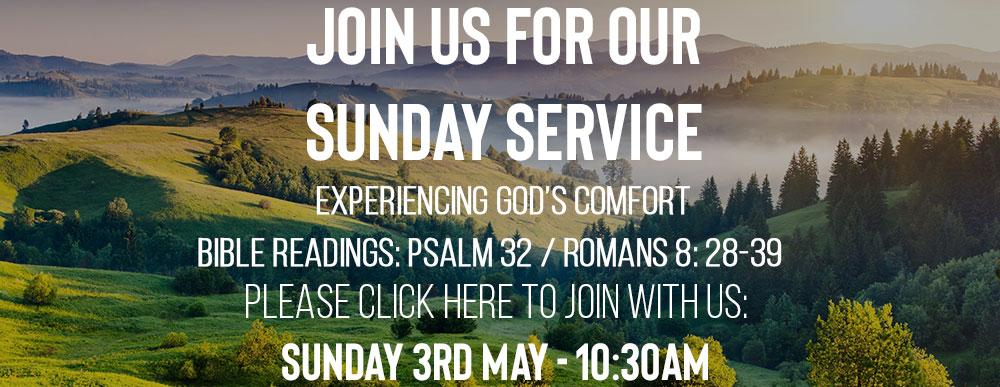 Sunday Service 3rd May 2020