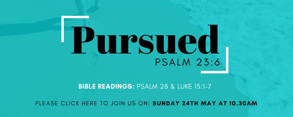 Sunday Service 24th May 2020