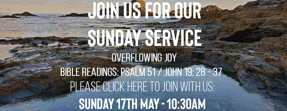 Sunday Service 17th May 2020