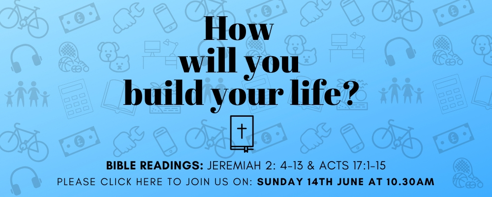 Sunday Service 14th June 2020